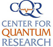 logo for the Center for Quantum Research